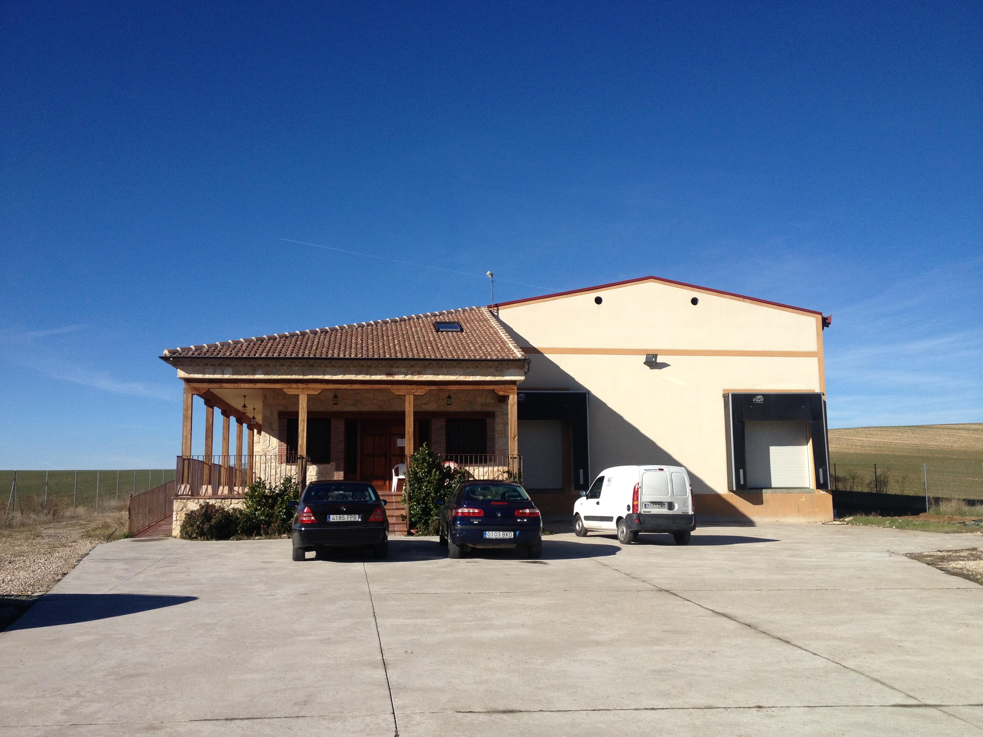Horno Segoviano - Instalaciones actuales
