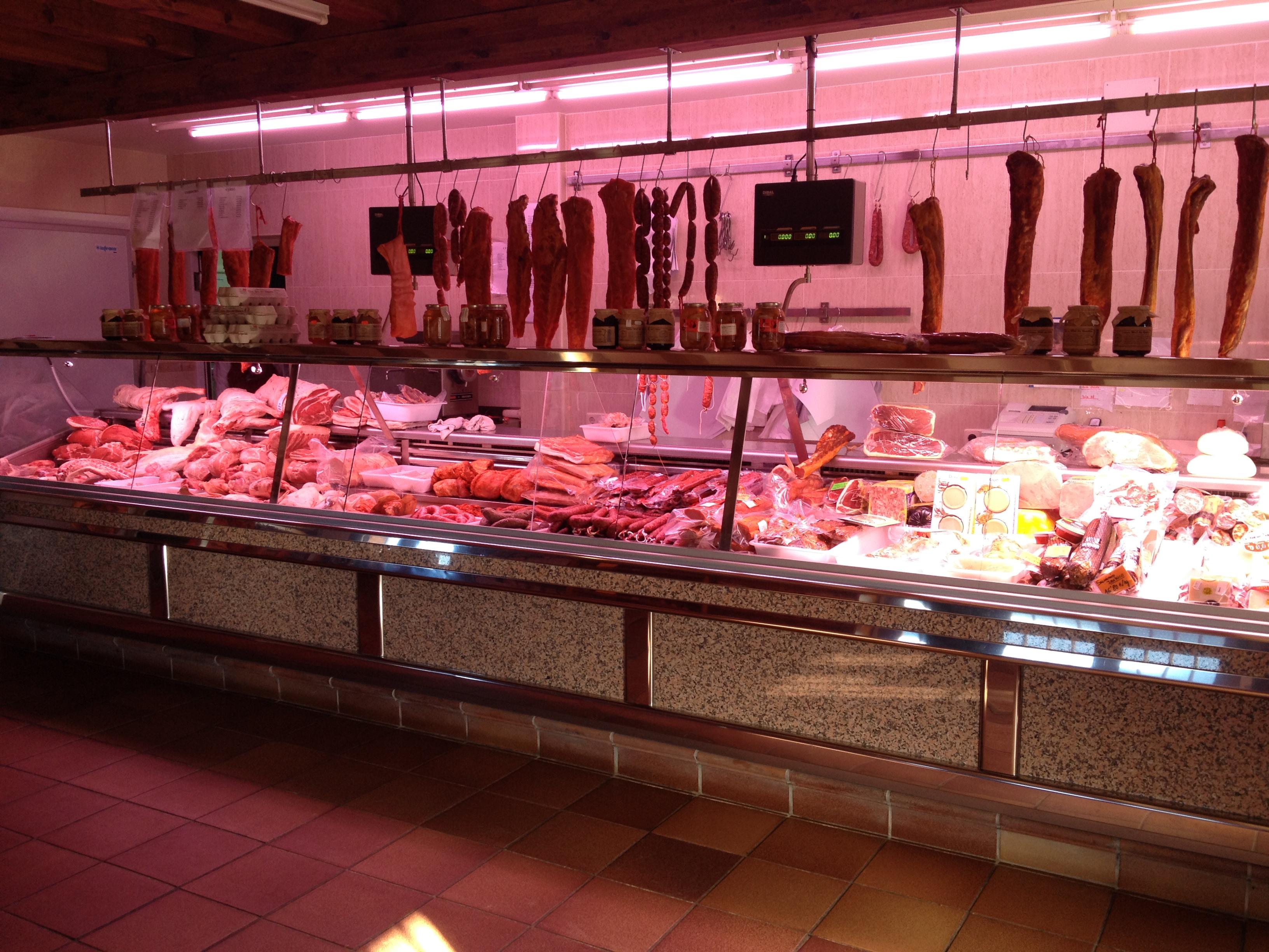 Carniceria/Fabrica/Horno